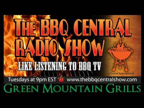 BBQ Central Show Part 1, Meathead Goldwyn,Travis Clark, Doug Scheiding