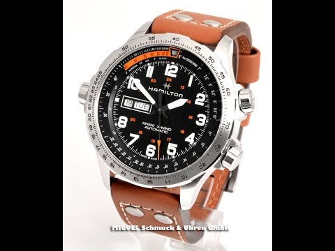 Hamilton Khaki Aviation X-Wind Ref. H77755533 (FM11575) - YouTube 69c9af54d1ba