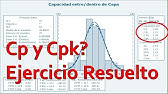 The difference between Cp and Cpk - YouTube