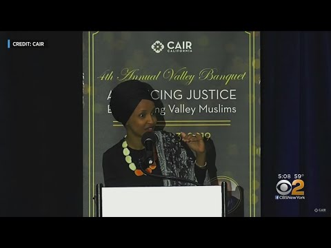 Trevor Carey - Rep. Ilhan Omar on 9/11: Some People Did Something