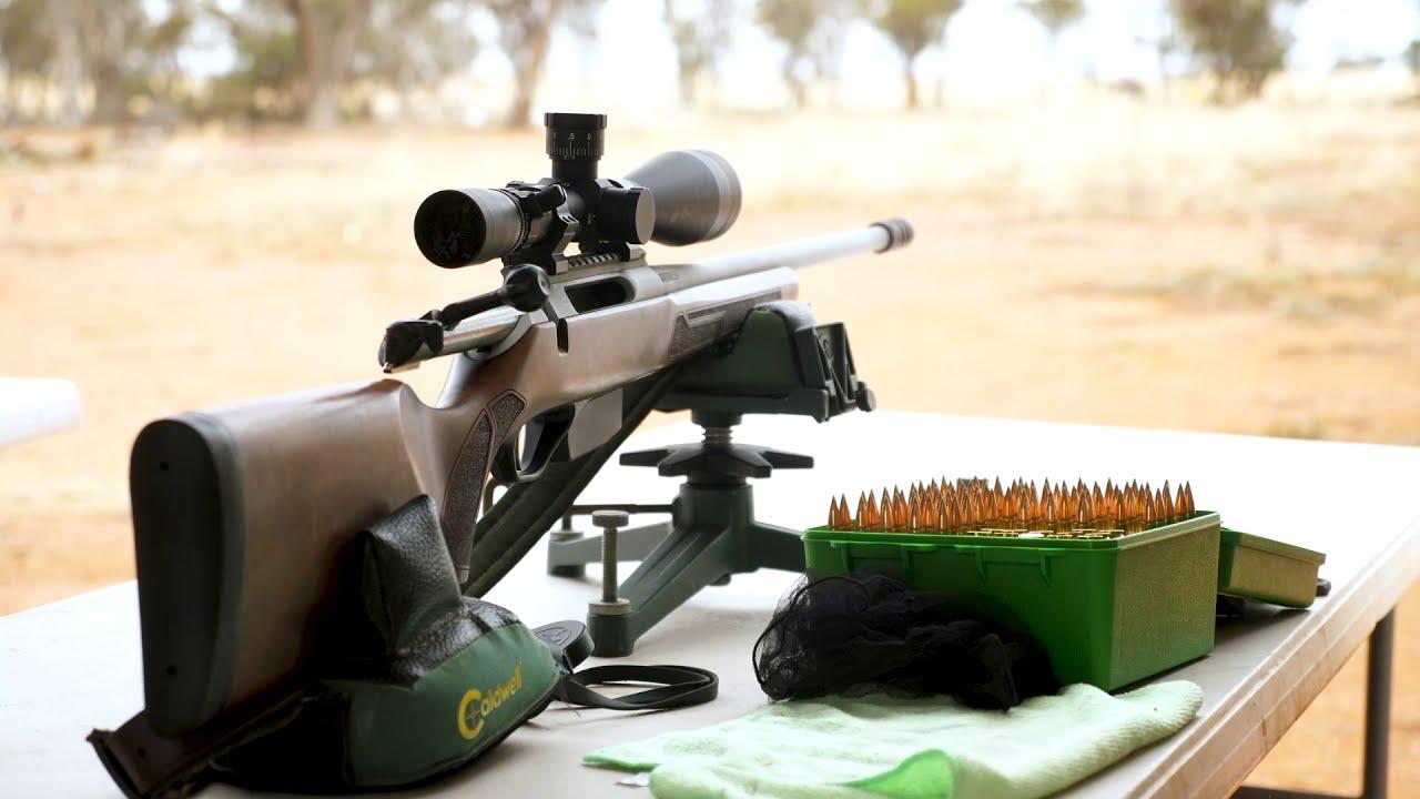 Precision Shooting Australia Long Range training course, 6-7 November 2020