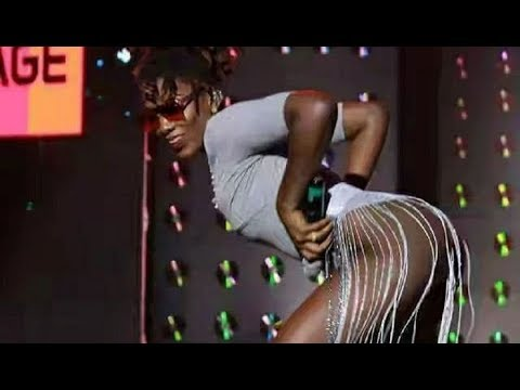 Ebony Performance At 4syte Music Video Awards 17