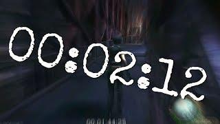 Resident Evil 4 HD - Assigment Ada - SPEED RUN - 00:02:12 - Walk Through Walls - (STEAM)