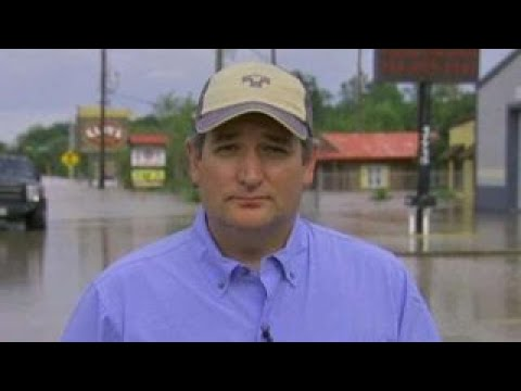 Sen. Ted Cruz: Texans are hurting and uniting