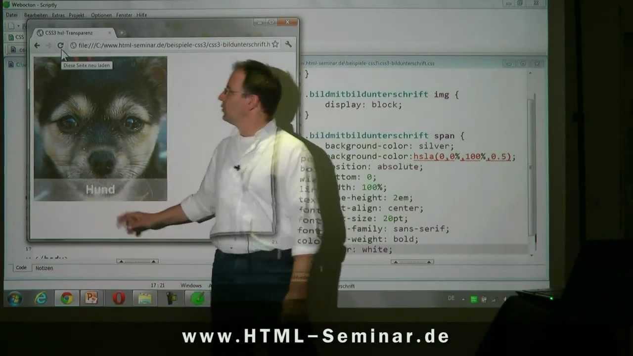 Html code fur transparenten hintergrund