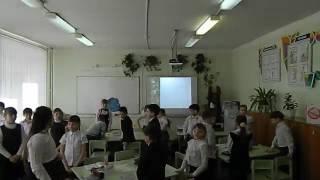 Урок окружающего мира в 3 классе, «Безопасное поведение в лесу».