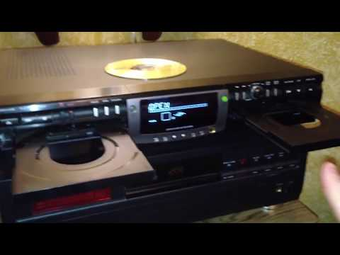 How To Make A CD Using The Philips CDR775 CD Recorder