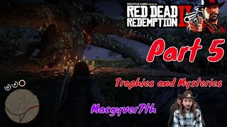Red Dead Redemption 2 1.05 | Hunting For legendary animals part 5 #Ps4Pro #2018