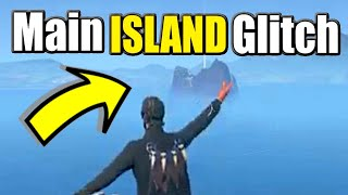 How to get to the MAIN ISLAND in CREATIVE MODE (NEW SEASON 9 FORTNITE GLITCH)(EASY METHOD)