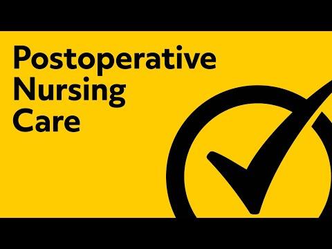 Postoperative Nursing Care   NCLEX RN Review