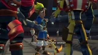 Jak II: Renegade [Part 1: Welcome to the Underground]