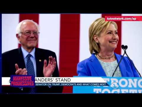 Bernie Sanders On Why Hillary Clinton Lost To Donald Trump