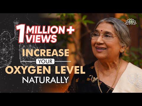 How to Improve Oxygen Level Naturally?   Dr. Hansaji Yogendra