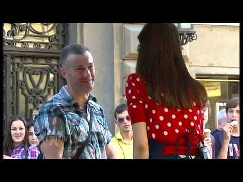 Skrivena kamera-Severina prodaje Frikom sladolede