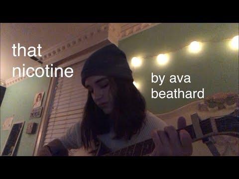 that nicotine by ava beathard