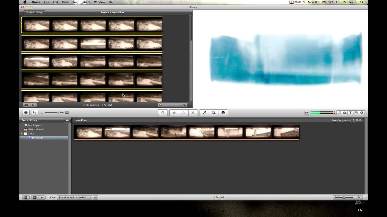Invert color jpg online - How To Invert A Movie Using Imovie