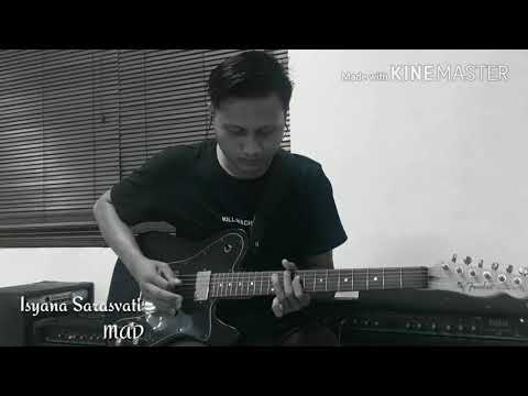 Isyana Sarasvati - Mad (Guitar Playthrough by BUDSK)