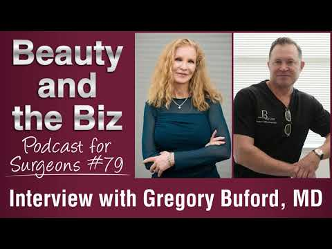 Ep.79: Interview with Gregory Buford, MD