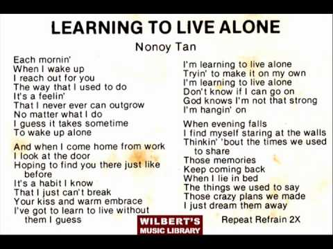 How You Learn To Live Alone By Mary Gauthier and ... - YouTube
