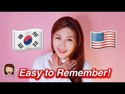 Korean Words that Sound Like English Words and Mean The Same! (PART 1)