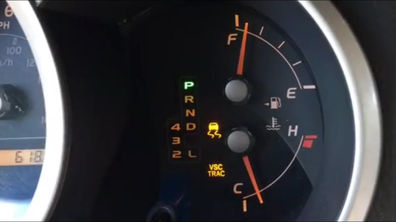 Toyota Camry Gas Cap Check Engine Light