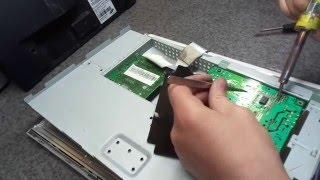 Халявный ремонт монитора (обман)