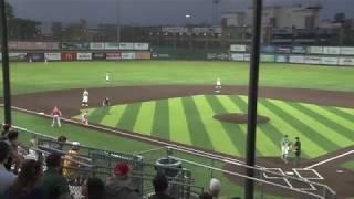 Baseball Highlights: Southeastern 5, UL Lafayette 2 (2/21/2018)