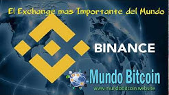 💰💲☞ Binace Exchange Tutorial, Binance Español, Como Hacer Trading en Binance, ✅