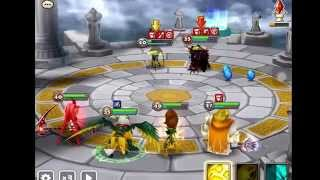 Summoner war: hell lady light