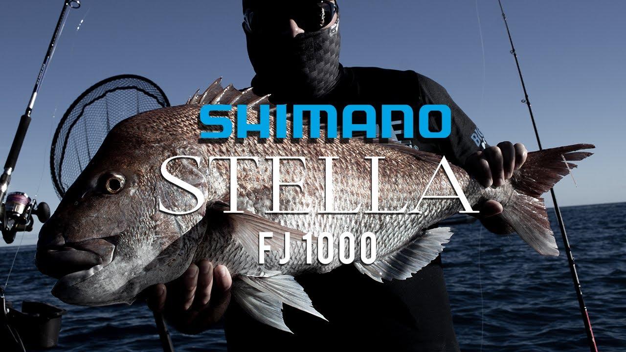 Shimano Stella FJ 1000 // 5 Day 20 lb Snapper Challenge - Day Four