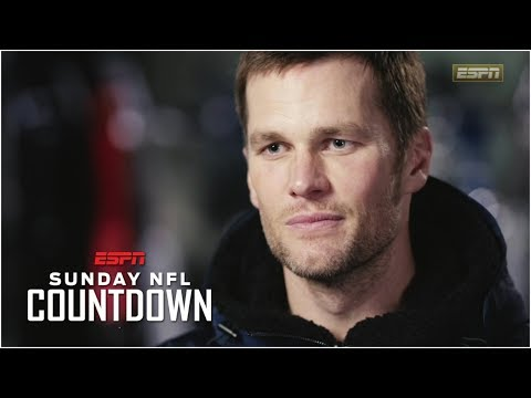 Tom Brady says there's 'zero' chance Super Bowl LIII is his last game | NFL Countdown