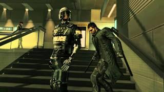 deus ex human revolution random melee gameplay very fun game indeed