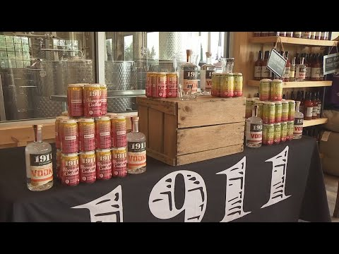 Tom & Becky - Beak and Skiff Will Add Canned Cocktails To Its 1911 Line Of Liquor!