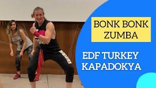 Bonk Bonk Zumba / EDF TURKEY KAPADOKYA
