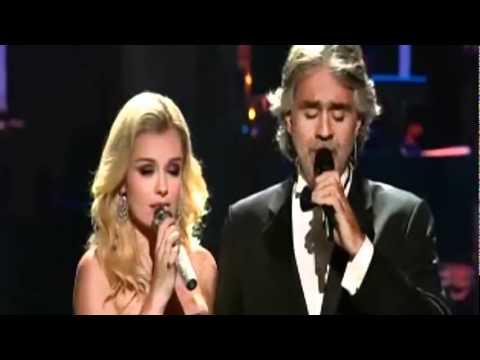 Andrea Bocelli-I Believe with Katherine Jenkins-HQ
