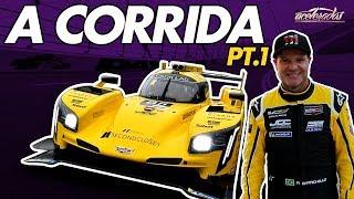 24 Horas De Daytona! A Saga De Rubinho Numa Das Provas Mais Difíceis Do Mundo! - Especial #231 Pt.1
