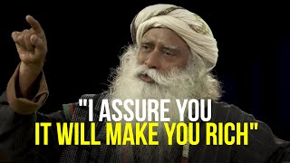 """Getting Rich Is Easy"" 