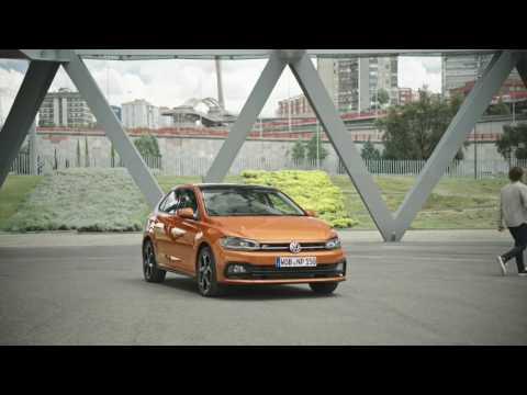 2018 VW Polo video debut