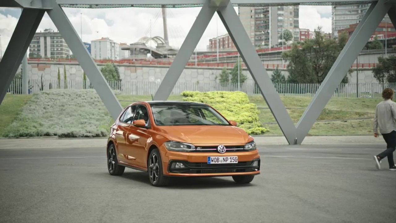 2018 Vw Polo Video Debut Youtube
