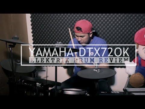 YAMAHA DTX 720K, WAJIB Review sebelum BELI !!!!