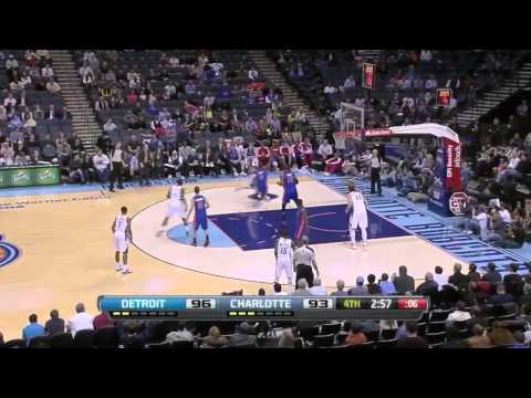 Charlotte Bobcats: Top 10 Plays of the Season 2012/13