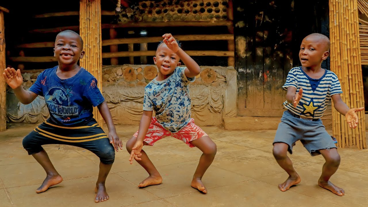 Download Masaka Kids Africana - Mood (Dance Routine Video)