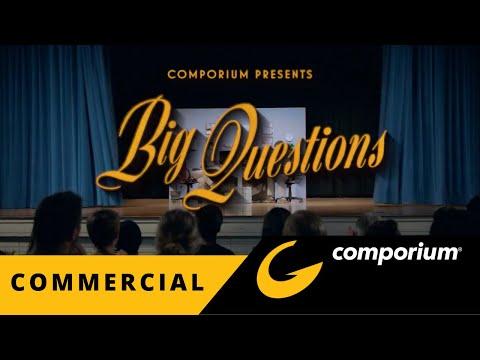 Comporium Presents Big Questions