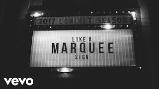 Sara Evans - Marquee Sign (Lyric Video)