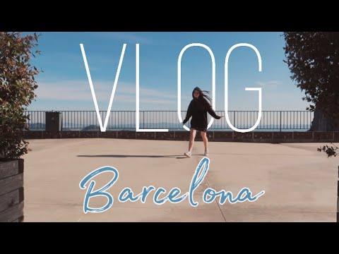 🇪🇸VLOG Испания Барселона // SPAIN VLOG BARCELONA // Angelina Swan☀️