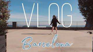 🇪🇸VLOG Испания Барселона // SPAIN VLOG BARCELONA // Angelina Swan☀️