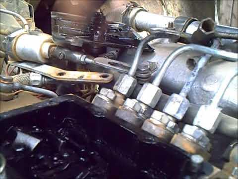 Как добавить топливо на тнвд камаз евро 2 видео