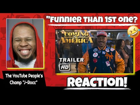 Coming 2 America Official Trailer 2 Reaction – (2021)