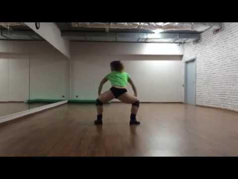 Twerk practice   M.I.A. – Bring The Noize (Mr Fuzz Re - Twerk Edit)