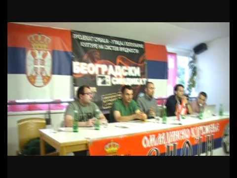 PROJEKAT SRBIJA Beogradski sindikat u Inzbruku